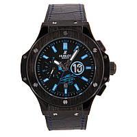 Стильные мужские часы Hublot Maradona Back Glass