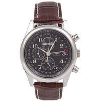 Мужские классические часы Longines Master Collection Blackk