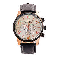 Наручные мужские часы Montblanc Black Gold
