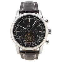Стильные мужские часы Breitling Mulliner Tourbillon Black, фото 1