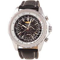 Стильные мужские часы Breitling Bentley Motors Black, фото 1