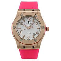 Стильные часы Hublot Big Bang Pink