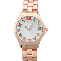 Стильные часы Marc Jacobs Pink Gold