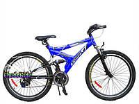 """Горный алюминиевый велосипед Azimut Vision GD 24"""""""