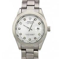 Наручные часы Rolex Silver White