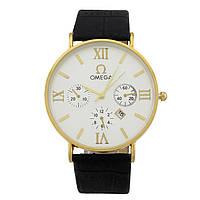 Наручные часы Omega Gold Black, фото 1