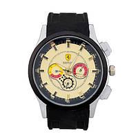 Наручные мужские часы Ferrari Black White