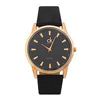 Стильные часы Calvin Klein Gold Black