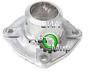 Патрубок термостата (крышка коробки термостата) (ЯМЗ) 236-1306053