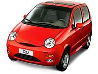 Автомобильные чехлы Chery QQ 2006