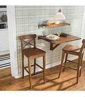 Шикарный Барный стул на высоких ножках ингольф (НОВЫЙ)