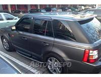 Дефлектор окон на Land Rover Range Rover Sport I 2005-2012