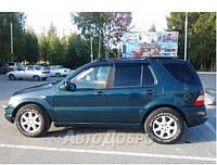 Дефлектор окон для Mercedes Benz M-klasse (W163) 1996-2005