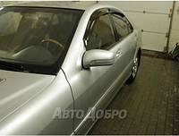 Ветровики на авто Mercedes Benz S-klasse (W220) 1998-2005