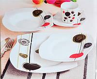 Набор фарфоровой посуды Ronner Austria Vittorio MR24., фото 1