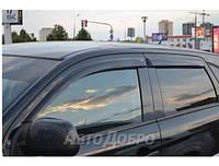 Ветровики на авто Mitsubishi ASX 2010-