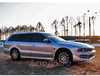 Ветровики на авто Mitsubishi Galant VIII Wagon 1996-2003
