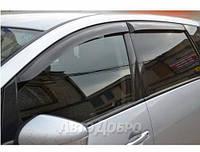 Ветровики на авто Mitsubishi Grandis 2003-