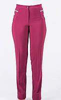Женские брюки из костюмной качественной ткани, фото 1