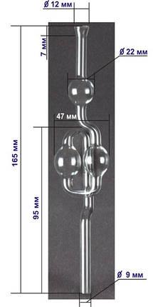 Водяной затвор (бродильный шпунт), фото 2