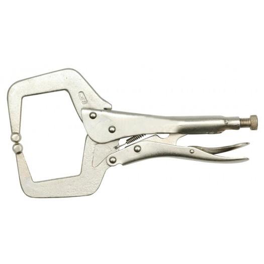 Клещи зажимные VOREL С-тип 275 мм