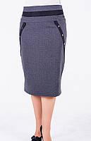 Деловая женская юбка