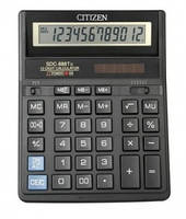 Калькулятор CITIZEN SDC 888 12розр