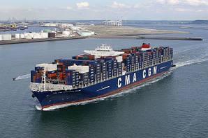 Морская доставка из Китая  LCL
