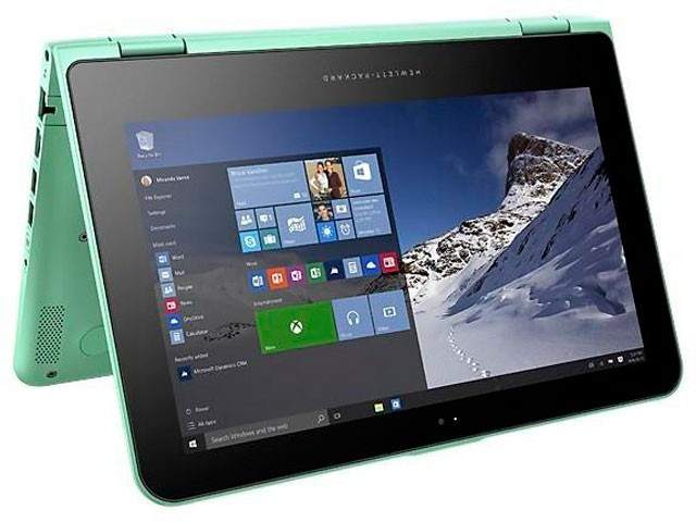 Ноутбук HP Pavilion X360 11-K104NW