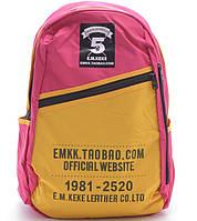 Молодежный рюкзак 5 «E.M.Kеке»