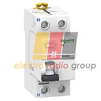 A9R50225 Диференційний вимикач навантаження іlD K 2P 25A 30mA AC