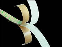 Лента-застежка с клеевым слоем НРХ 85011 DuoGrip шириной 17мм