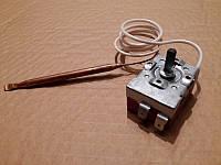 Термостат капиллярный механический MMG / Tmax = 80°С / 20A / H стержня = 16 мм (2 контакта)    Венгрия, фото 1