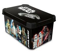 Ящик для хранения игрушек Star Wars на 6 литров Curver