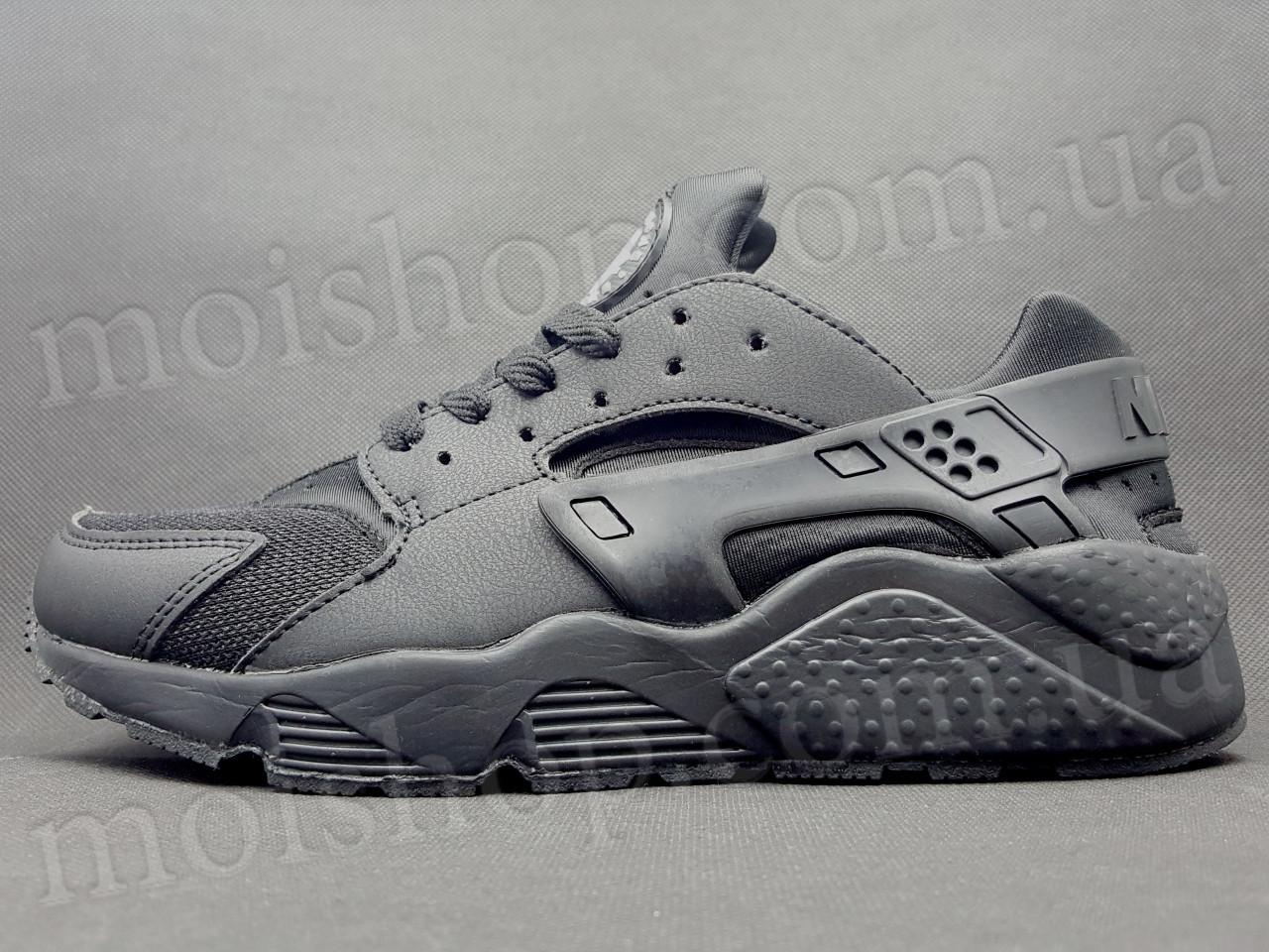 Кроссовки Nike Huarache, черные