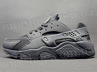 Кроссовки Nike Huarache, черные, фото 1