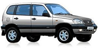 Автомобильные чехлы Chevrolet Niva 2002–2009, фото 1