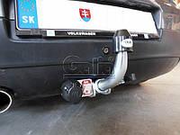 Оцинкованный фаркоп на Volkswagen Golf 5, 6 хэтчбек Быстросъемное крепление