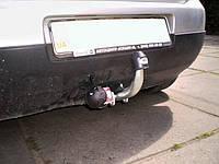 Оцинкованный фаркоп на Volkswagen Golf 5, 6 хэтчбек Крепление на два болта