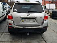 Оцинкованный фаркоп на Volkswagen Golf VII 2012- Быстросъемное крепление
