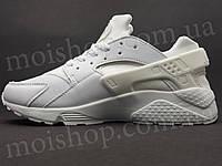 Кроссовки Nike Huarache, белые, фото 1