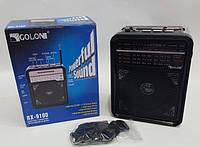 Радиоприемник (переносное радио) GOLON RX-9100 (с USB / SD Kard), фото 1