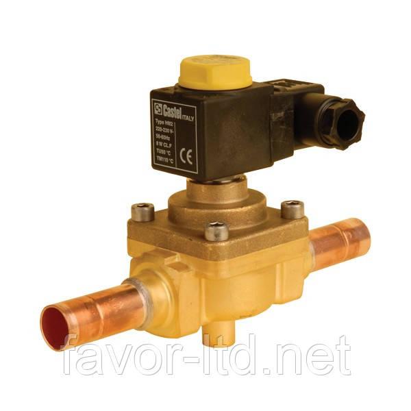 Соленоидный вентиль 1078/5A6 CASTEL