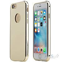 Чехол Rock Infinite Mirror Series Apple iPhone 6 Plus, iPhone 6S Plus Gold