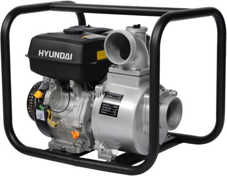 Мотопомпа Hyundai HY-100 (9 л.с.)