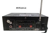 Усилитель Звуковой  UKC SN-805U (cтерео усилитель 805)
