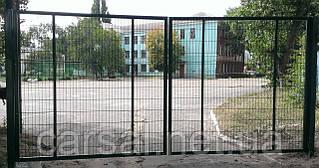 Ворота распашные Рубеж L2000*H1000