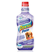 SynergyLabs СВЕЖЕСТЬ ЗУБОВ ЭДВАНСЕД Dental Fresh Advanced  от зубного налета и запаха из пасти собак и кошек