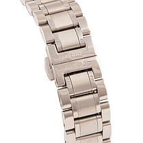 Мужские классические часы Longines Master Collection Black Silver реплика, фото 2