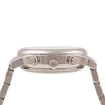 Мужские классические часы Longines Master Collection Black Silver реплика, фото 3